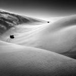 Desert du Namib Les dunes de sable