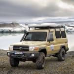 Toyota Land Cruiser HZJ78 Islande / Island / Iceland © Patrick Galibert