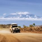 Kilimandjaro, view from Kenya