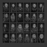 Village Massai. Portraits Kenya