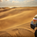 Namib desert in 4x4