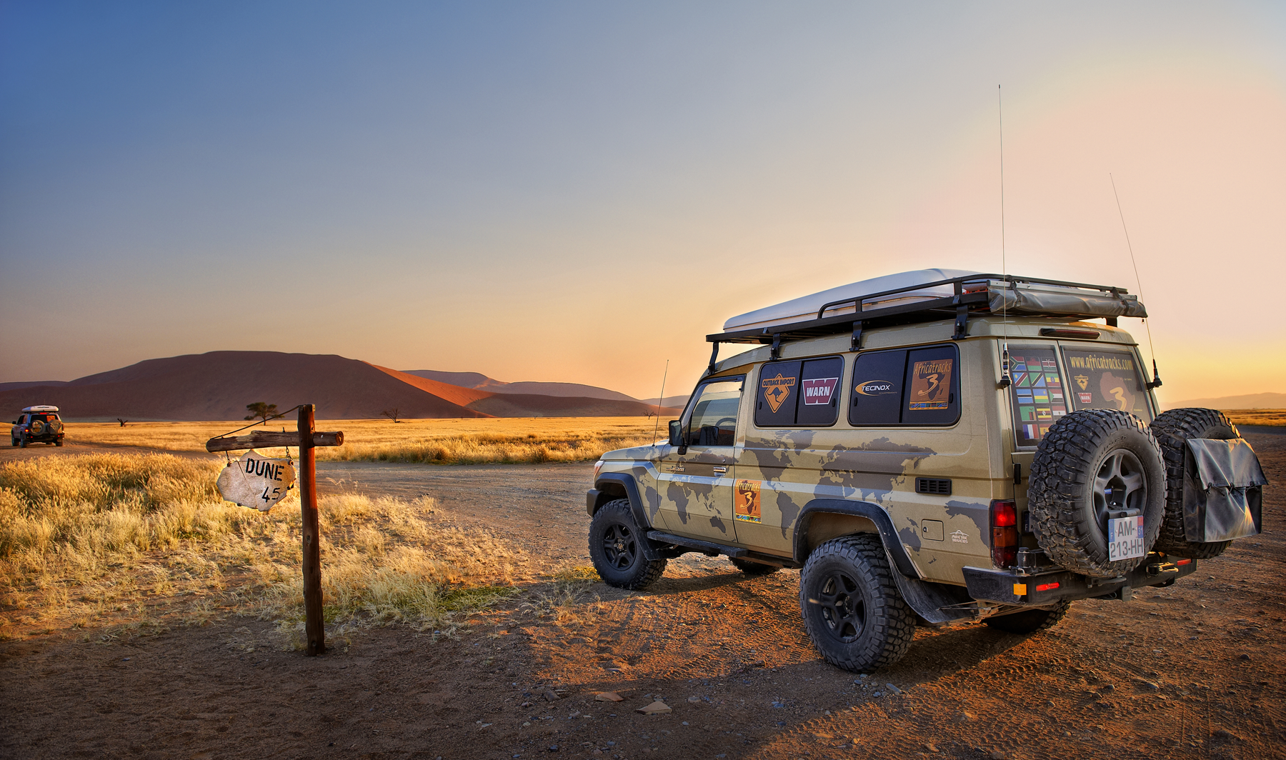 V 233 Hicule Toyota Hzj78 Africatracksafricatracks