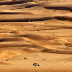 Les dunettes de tunisie.