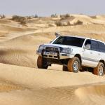 Tunisie,Toyota HDJ 100.