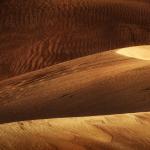 Le désert Tunisien.  Ksar ghilane