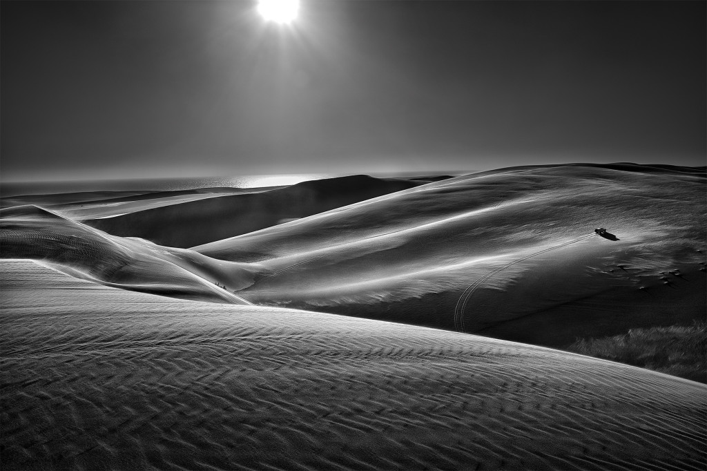 Namib desert. Aventure dans le désert du Namib