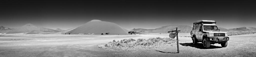 Dune 45.  Namibie - . Panoramique  © Patrick Galibert