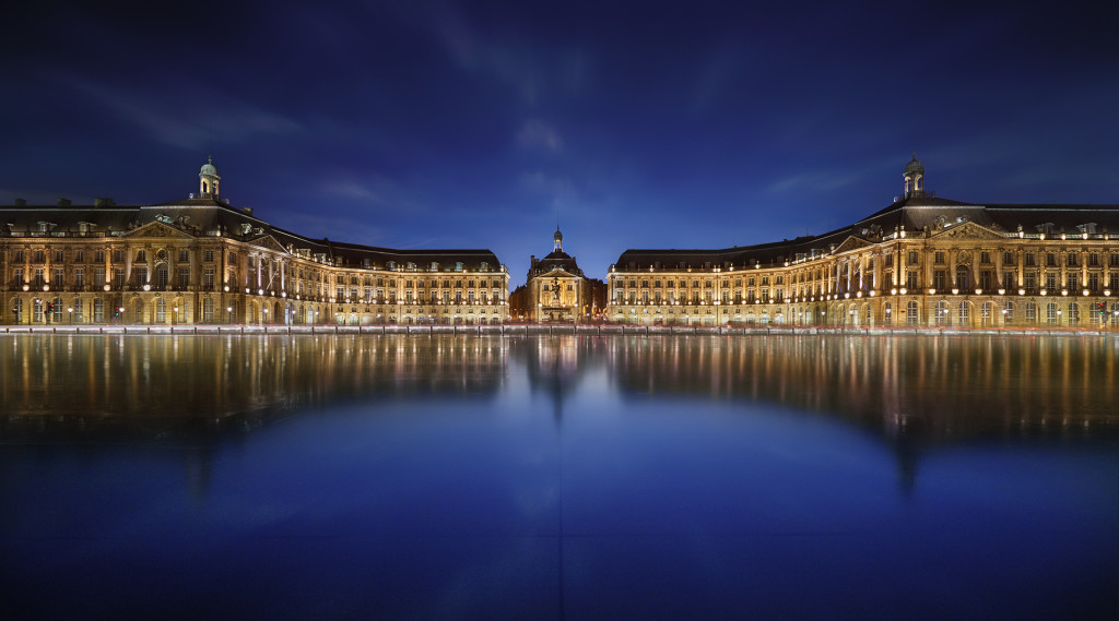 Bordeaux Place de la Bourse