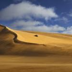 Aventure dans le désert du Namib.