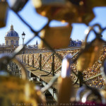 Le pont des Arts Paris, France