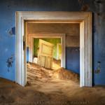Kolmanskop, adandoned but still here.