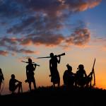 Ethiopan Silhouettes Patrick Galibert