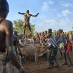 jumping bull ceremony, Ethiopia Patrick Galibert