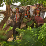 Arbore Tribe Girl, Ethiopia galibert patrick;Patrick Galibert