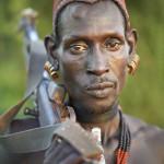 Hamer man, Ethiopia galibert patrick;Patrick Galibert