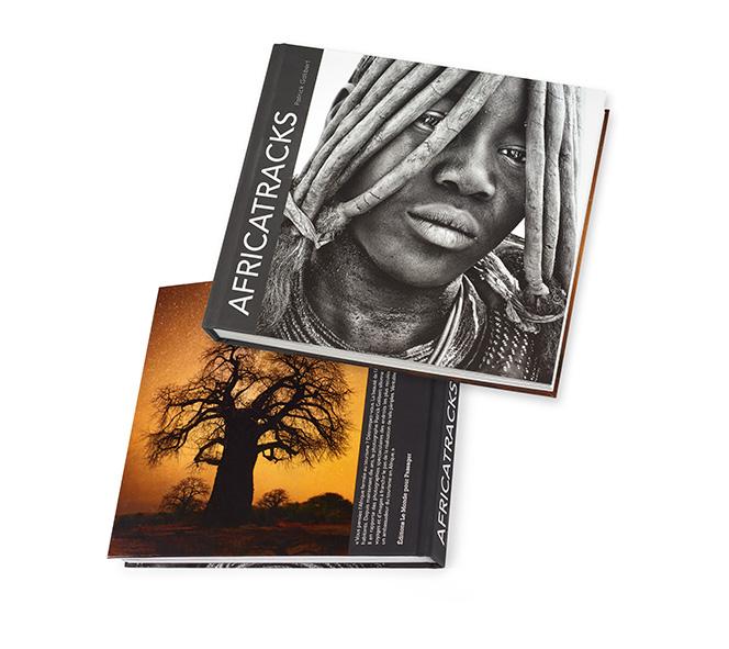 africatracks, le livre Patrick GALIBERT , Patrick Galibert